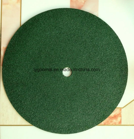 T41-12′′ (300mm) X3.0X25.4mm Cutting Wheel for Stainless Steel pictures & photos