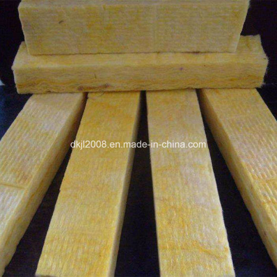 China Fireproof Thermal Insulation Fiber Glass Rock Wool