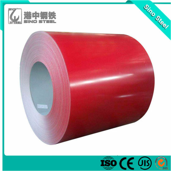 PPGI Prepainted Color Coated Galvanized Steel Sheet in Coil pictures & photos