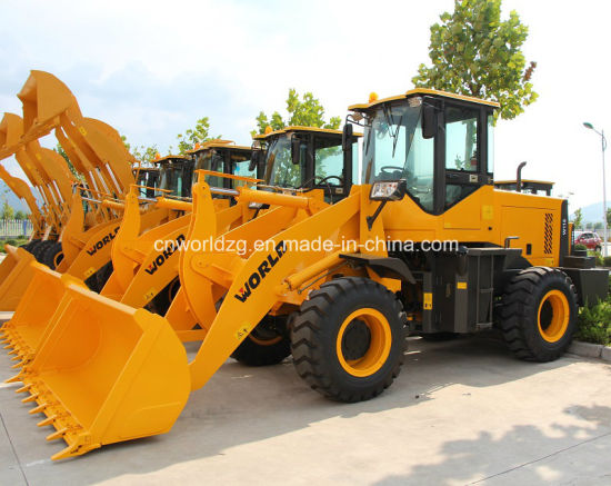 China Made 2 Tons Front End Loader pictures & photos