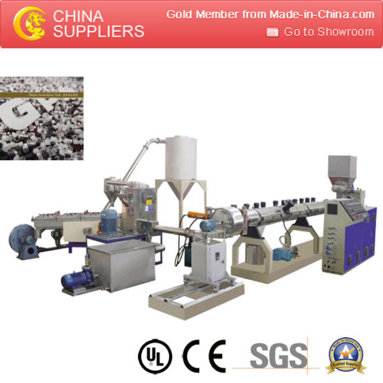 PP PE Double-Stage Pelletizing Line pictures & photos