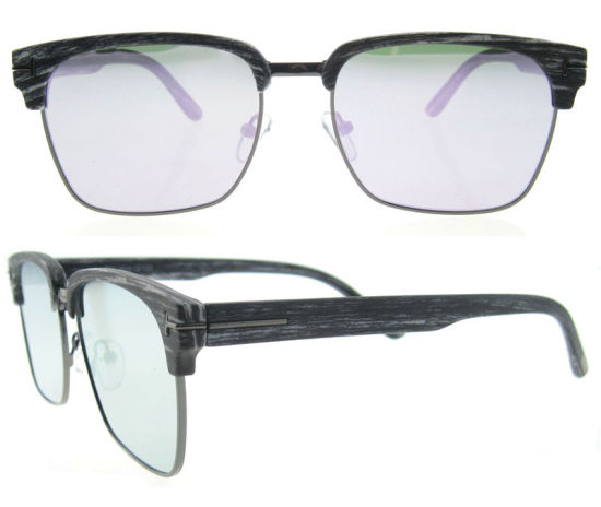 755ece8ce49 Men Women Ce Custom Sunglasses Italy Design Fashionable Sunglasses with Ce  Approved