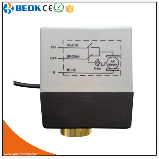 Popular Electric Control Valve Water Solenoid Valve pictures & photos