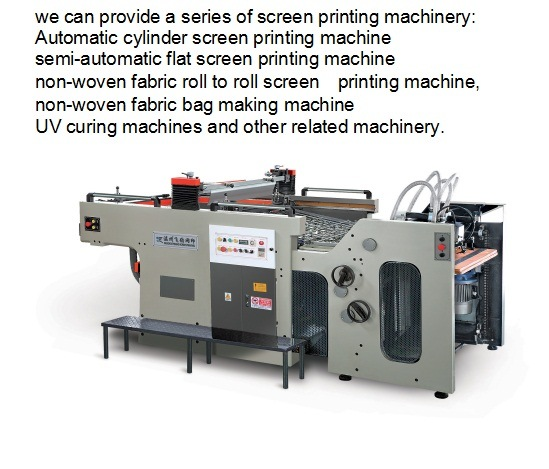 Fb-720/780/1020 Heat Transfer Paper Automatic Swing Cylinder Packing Label Silk Screen Printing/Printer Machine pictures & photos