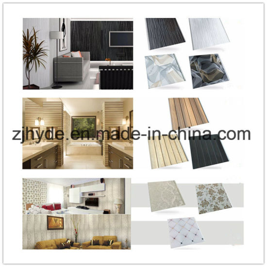 China 2018cielo Raso De Pvc Interior Decorative Wall Panel Pvc