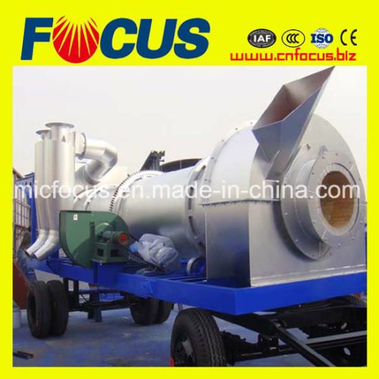 20t/H, 40t/H, 60t/H 80t/H Drum Type Stationary Asphalt Mixing Plant pictures & photos