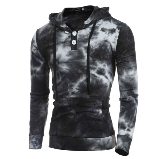 9d81d010f58 China High Quality Tie Dye Sublimation Print Hoodies for Men - China ...