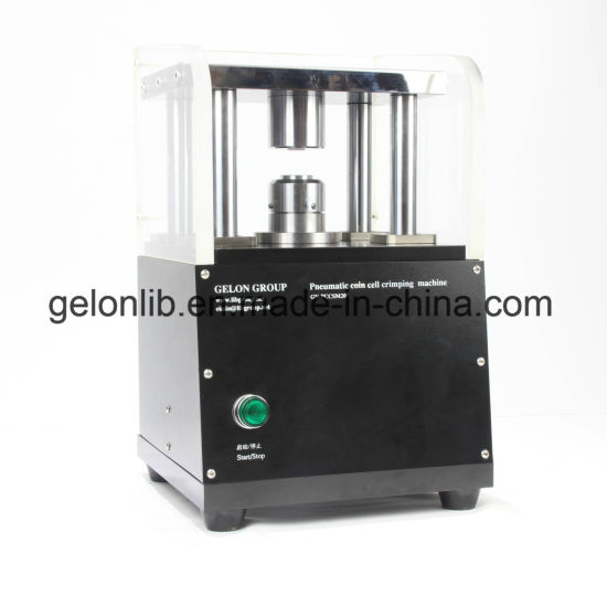 Cr2032 Coin Cell Crimping Machine for Coin Cell Battery Making pictures & photos