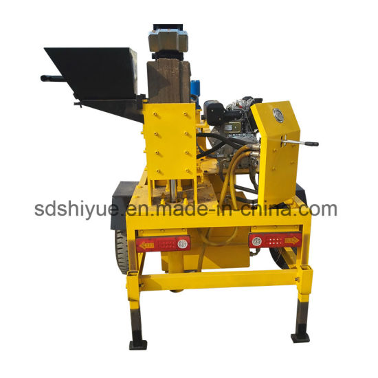 M7mi Super Diesel Fuel Clay Interlock Brick Machine pictures & photos