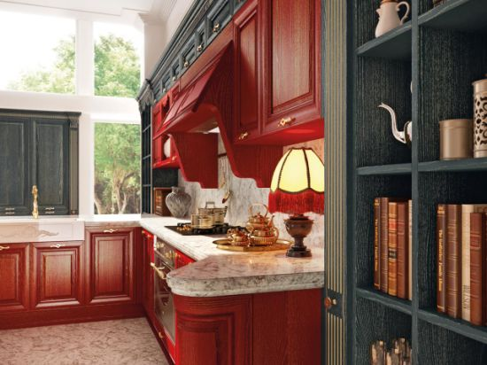 Hot Sale Customized Solid Wood Kitchen Cupboards Kitchen Furniture China Solid Wood Kitchen Cabinet Cherry Kitchen Cabinet Made In China Com