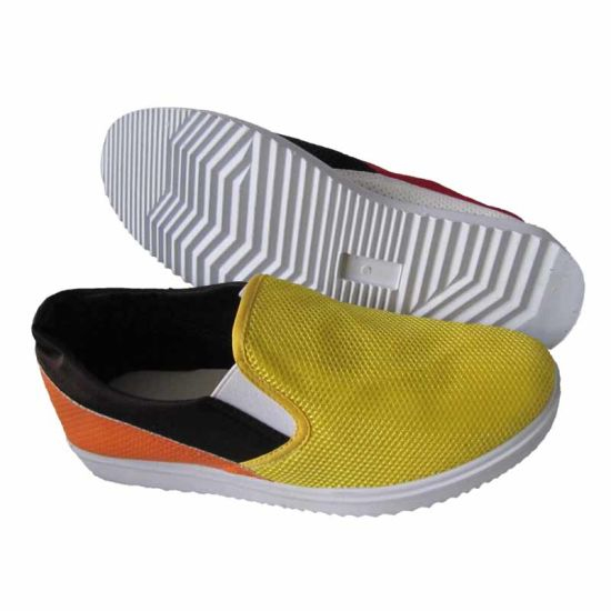 EVA Insole Material and Mesh Upper Material Cheap Sports Shoes pictures & photos