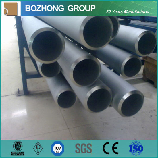 for Industry Aerospace N08800 Nickel Alloy Tube Pipe pictures & photos