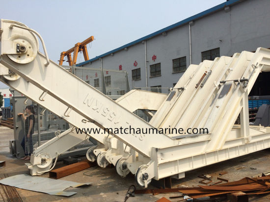Hot Sale Connecting Rod Type Davit pictures & photos