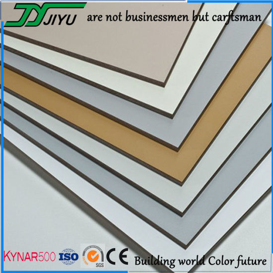 Various Color Aluminum Composite Panel for Decoration
