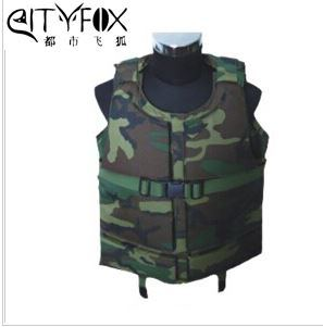 Wholesale Military Security Camouflage Tactical Bullet-Proof Vest pictures & photos