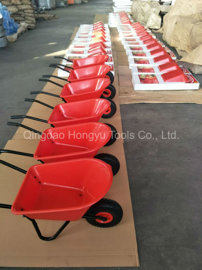 Kids Wheel Barrow for Europe Market pictures & photos