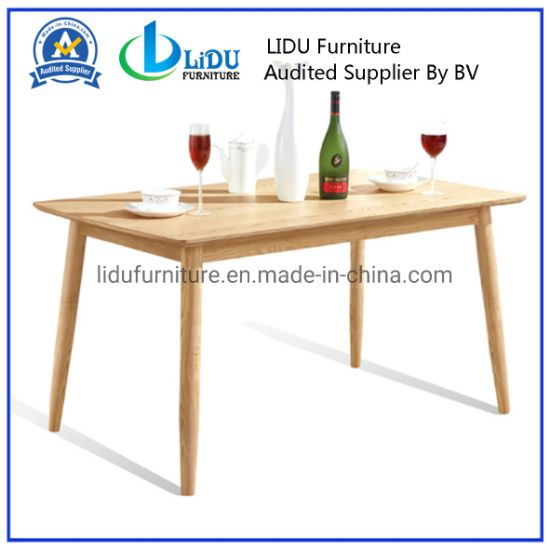 Large Rectangular Wooden Table Dining Room Furniture/Home Furniture/Chair and Table Set/Table Furniture/Table for Studying
