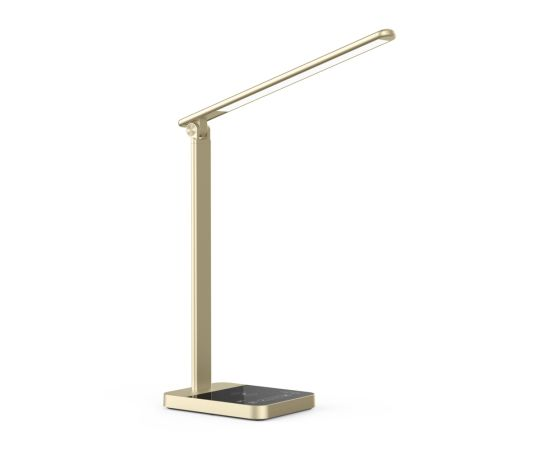 New Multifunctional Fluorescent Lamp LED Table Lamp Hotel Bedroom Bedside Modern Table Lamp