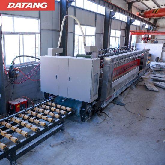 Datang Multi Head Automatic Granite Marble Stone Slab Polishing Machine