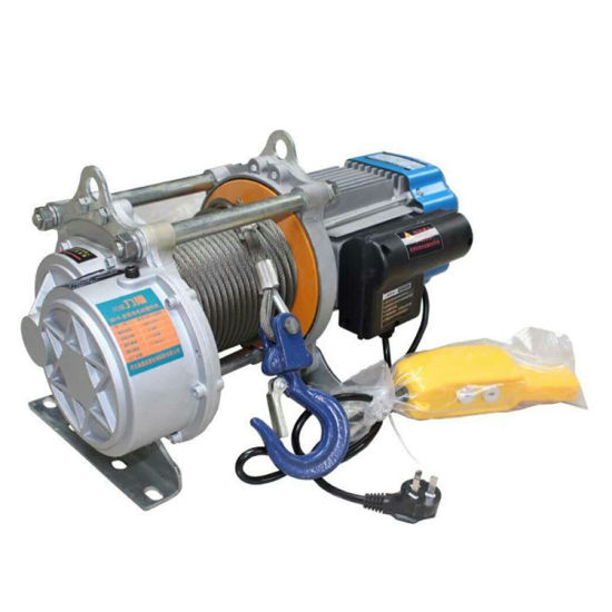 14500lbs 2 Ton 12V Electric Capstan Electr PAR 4X4 Portatil Winch for off Road Lifting Truck Winches in Selling