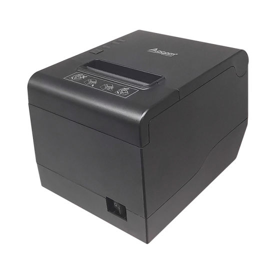 OCPP-80K 80mm 3 Interfaces Mobile POS Thermal Receipt Printer with Auto Cutter