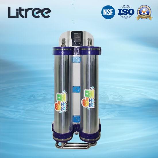 China Automatic Backwash Water Filter (LU3A1-82C) - China