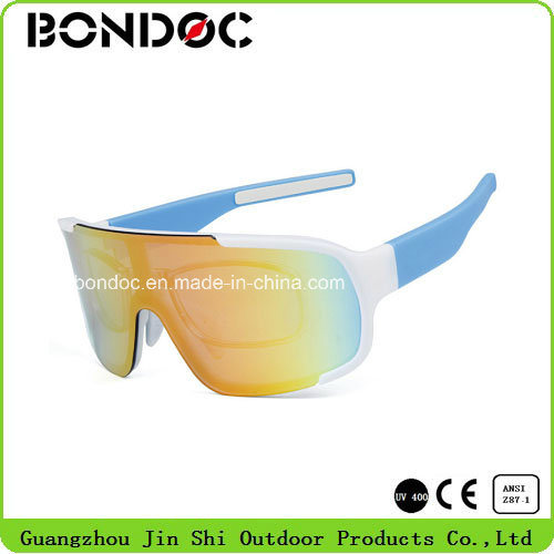 High Quality China PC Sport Sun Glasses