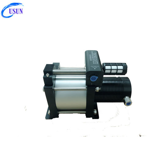 Usun Model: Zb10 Single Action Pneumatic Refrigerant Refilling Pump for Air Air Conditioning Equipment