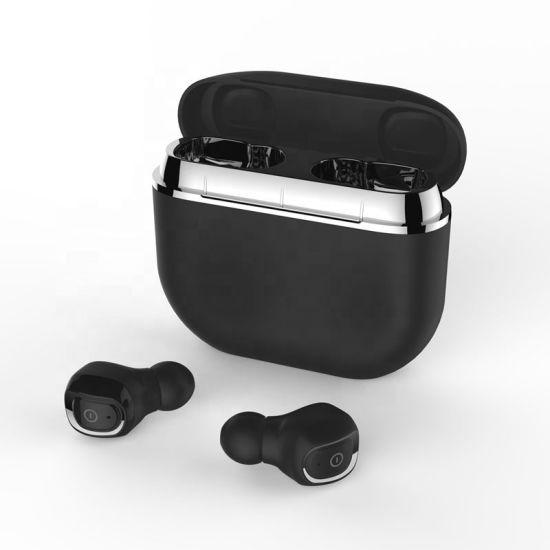 China Bluetooth 5 0 Headset Tws Wireless Earphones Twins Earbuds 5d Stereo Headphones China Earphone Headset And Beats Headphone Price