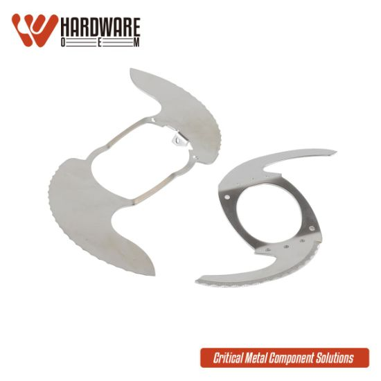 OEM Customized Stainless Steel Wholesale Metal Part with Stamping