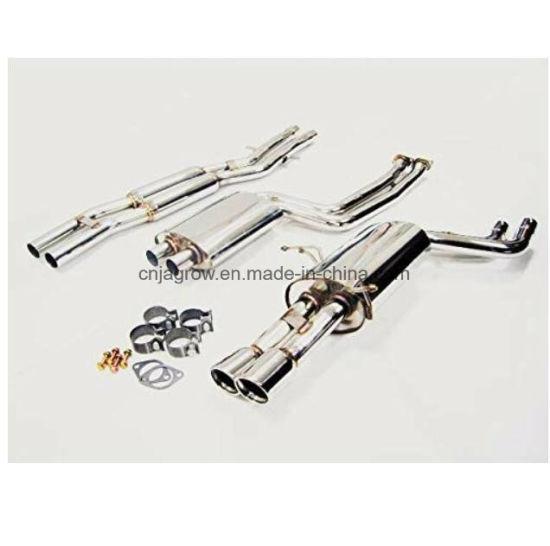Full Catback Exhaust System for BMW E46 325I 325ci 330I 330ci 2 5L 3 0L  01-06