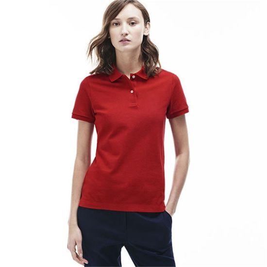 a4cdfb27 China High Quality Women Couple Polo Shirt - China Polo Shirt Women ...