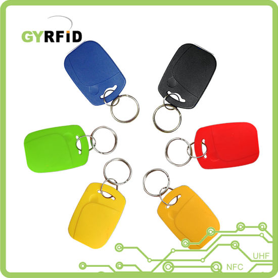 T5577 ID Security Key Fob for Security Access Control (KEA01) pictures & photos