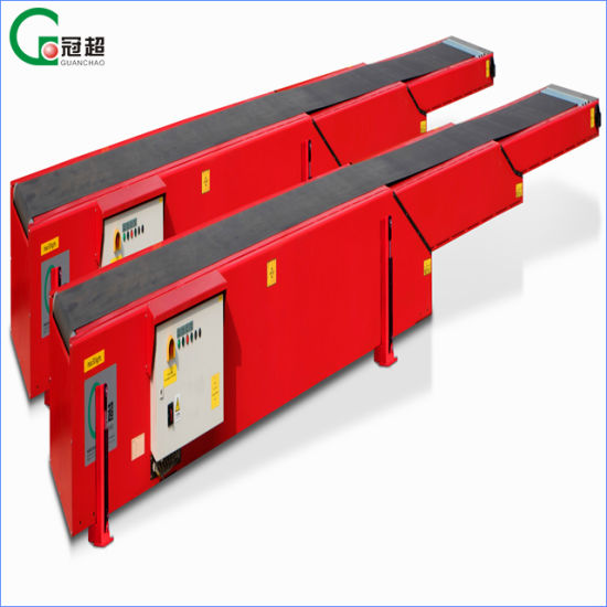 Wholesale Price Stable Performance Telescopic Belt Conveyor (Factory Direct Sale)