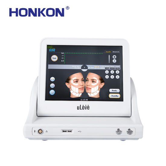Hifu Fat Reduction and Eye Wrinkle Removal Beauty Equipment