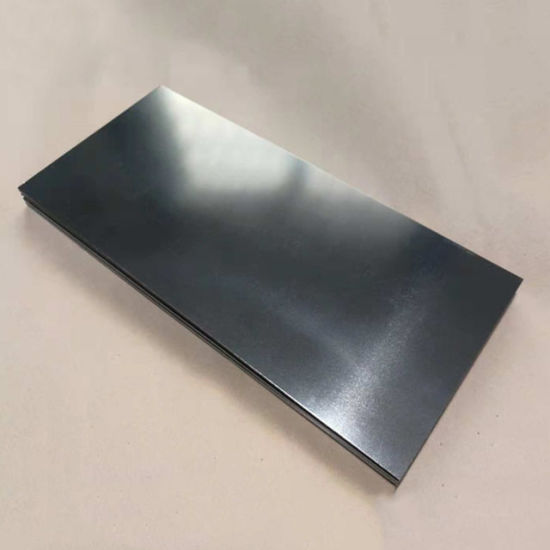 Nickel Titanium Nitinol Shape Memory Alloy Sheet Price Per Kg pictures & photos