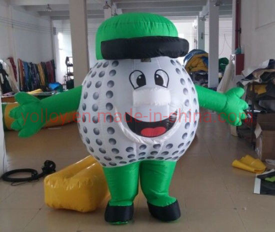 Advertising Inflatable Product Inflatable Moving Cartoon for Advertising pictures & photos