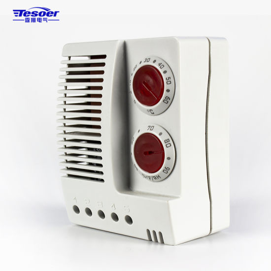Industrial Electronic Hygrothermostat Humidity Temperature Controller (TX012-ETF)