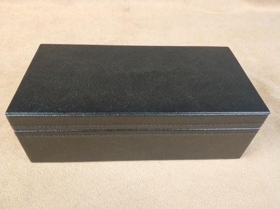 Luxury Leather Wooden Pen Box/Pen Case