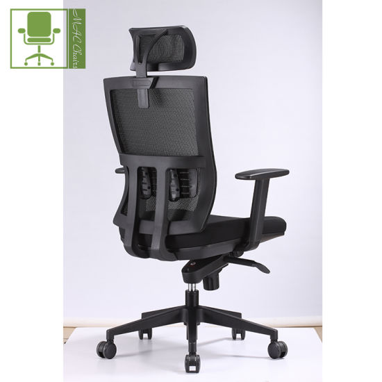 China Ergonomic Mesh Luxury Best Office Desk Chair China Office Chairs Workstation Chair