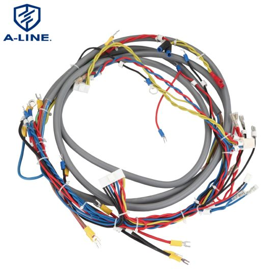 China Custom-Built Automobile Wiring Harnesses - China Wire ... on electrical engineering, knob-and-tube wiring, wiring diagram, national electrical code, electric motor, circuit breaker, electrical conduit, junction box, three-phase electric power, distribution board, earthing system, power cord, electric power distribution, power cable, extension cord, ground and neutral, alternating current,