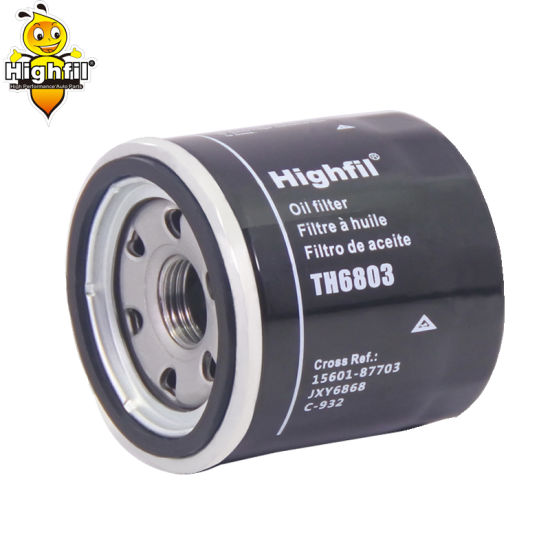 High Performance Auto Spare Parts Oil Filter W67/81 16510-60b11 pictures & photos