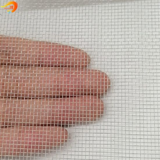 High Concentration Wastewater Treatment Stainless Steel Woven Wire Mesh for Filter Mesh Factory