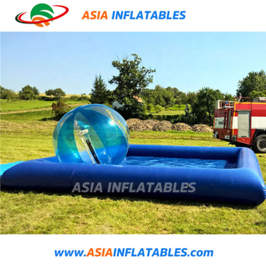 Customized Square Inflatable Swimming Pool Float for Outdoor Activity pictures & photos