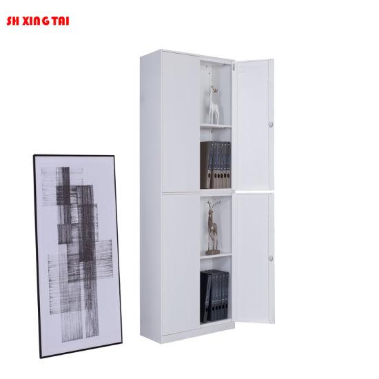 Steel Metal Office Furniture Slim Thin, Slim Storage Cabinet