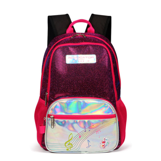 Leisure Breathable Large Capacity Backpack Schoolbag pictures & photos