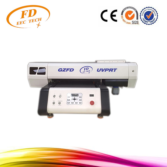 Digital Flatbed UV Printer A1 Size UV Golf Ball Printer Direct UV Printing pictures & photos