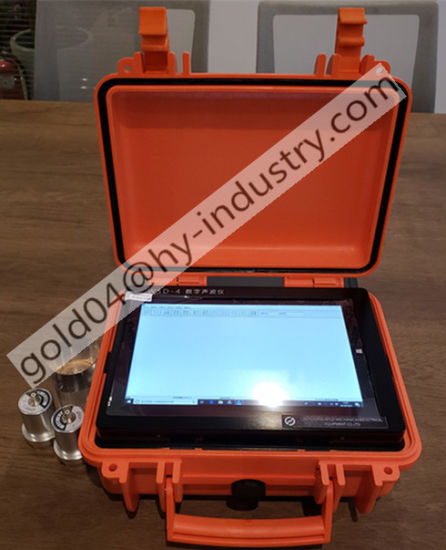 Crosshole Sonic Logging CSL Equipment Digital Sonic Instrument for Pile Integrity Test pictures & photos