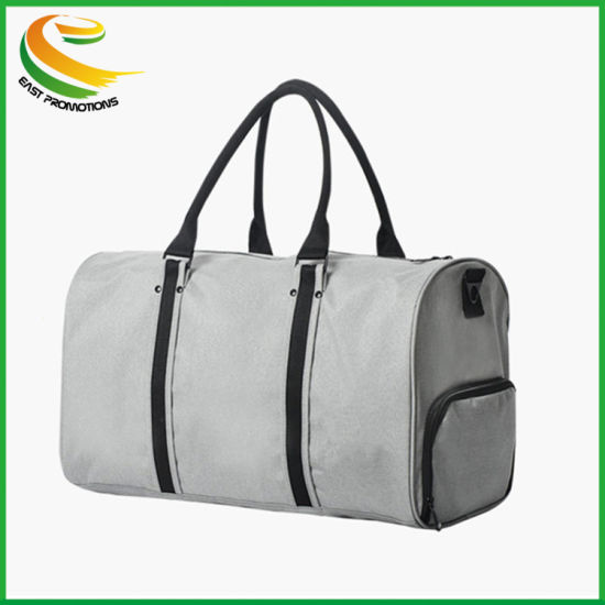 1b08543ea3c0 China Fitness Customized Carry-on Luggage Duffel Gym Bag Polyester ...