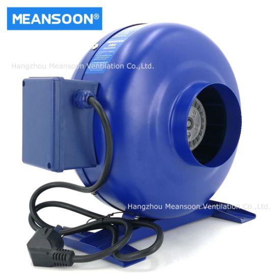 Plug Hydroponics Inline Exhaust Fan